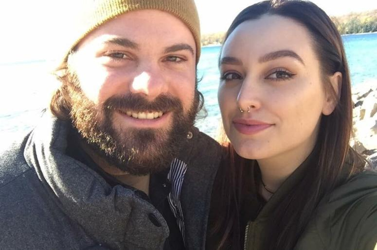 Jack and his girlfriend, M'Lady