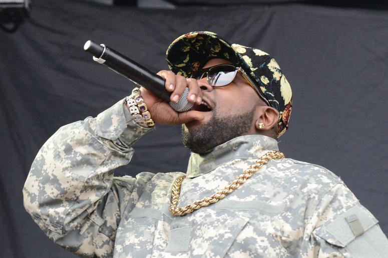 Big Grams featuring Big Boi and Phantogram perform during the 2016 Outside Lands Music Festival in Golden Gate Park on August 6, 2016 in San Francisco, California. (Photo by Ashley Solomon/imageSPACE) *** Please Use Credit from Credit Field ***