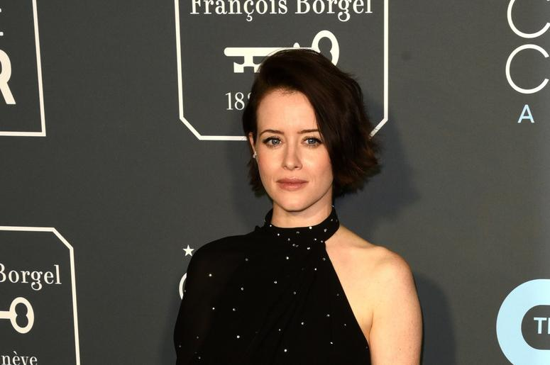 LOS ANGELES, CALIFORNIA - JANUARY 13: Claire Foy attends the 24th Annual Critics' Choice Awards at Barker Hangar on January 13, 2019 in Santa Monica, California. Photo: imageSPACE/SIPA USA