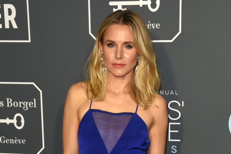 LOS ANGELES, CALIFORNIA - JANUARY 13: Kristen Bell attends the 24th Annual Critics' Choice Awards at Barker Hangar on January 13, 2019 in Santa Monica, California. Photo: imageSPACE/SIPA USA