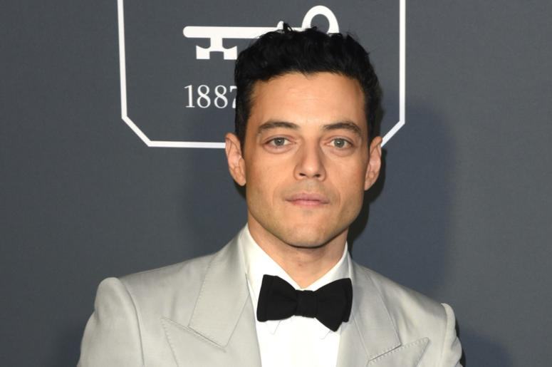 LOS ANGELES, CALIFORNIA - JANUARY 13: Rami Malek attends the 24th Annual Critics' Choice Awards at Barker Hangar on January 13, 2019 in Santa Monica, California. Photo: imageSPACE/SIPA USA