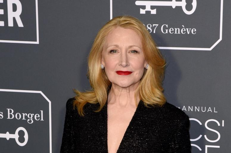 LOS ANGELES, CALIFORNIA - JANUARY 13: Patricia Clarkson attends the 24th Annual Critics' Choice Awards at Barker Hangar on January 13, 2019 in Santa Monica, California. Photo: imageSPACE/SIPA USA