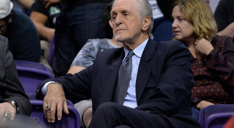 21c54a54bf1d Joe Rose Show  Author Ian Thomsen Explains Pat Riley Opening Up On ...