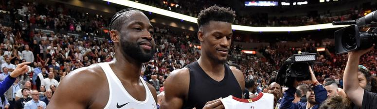Hoch and Crowder Show: Hassan Pa' Fuera!!! Welcome Jimmy Butler!