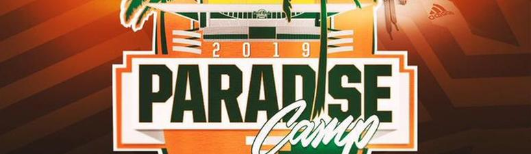 FRIDAY FOCUS: It's Paradise (Camp) In Coral Gables This Weekend