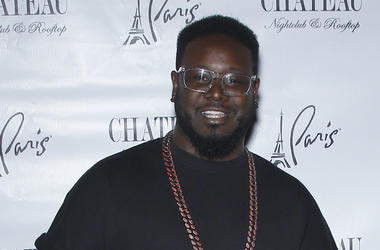 T-Pain hosts Labor Day Weekend Bash at Chateau Nightclub & Rooftop at Paris Las Vegas .