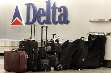 delta airlines baggage