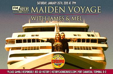 Victory Casino Cruise