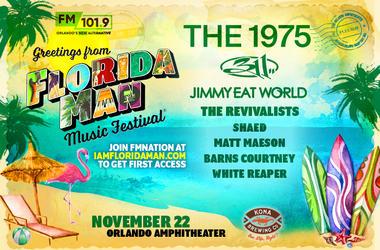 Florida Man Music Festival