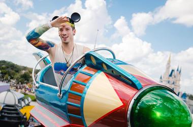 Josh Dun Disney