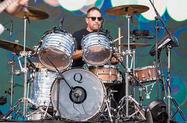 jimmy eat world drummer