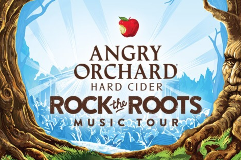 Angry Orchard Rock the Roots Music Tour