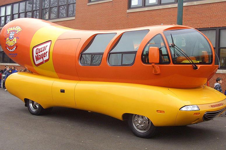 Wienermobile For Sale On Craigslist   FM 101 9