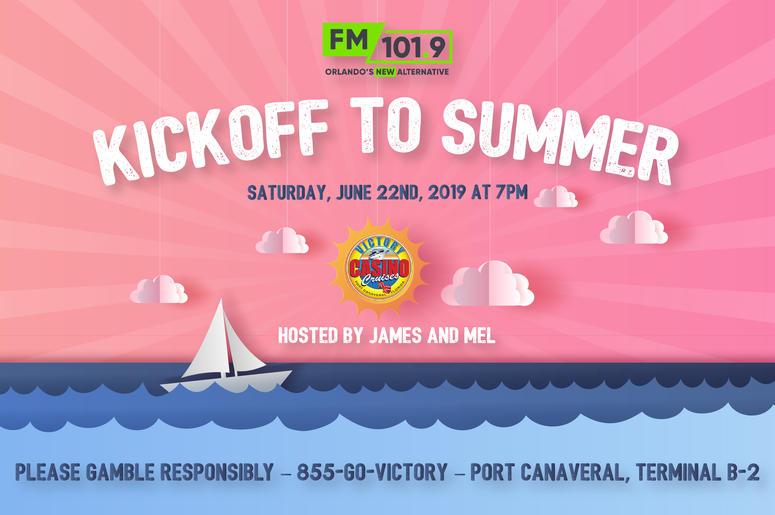 Kickoff To Summer Cruise