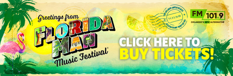 Florida Man Music Festival On Sale Now