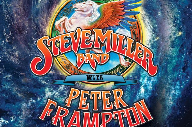 Steve Miller Band and Peter Frampton at Tanglewood Shed