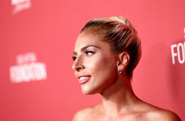 Lady Gaga attends the SAG-AFTRA Foundation's 3rd Annual Patron of the Artists Awards
