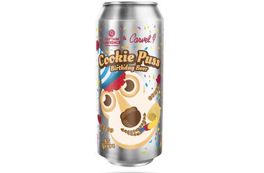 Cookie Puss Beer