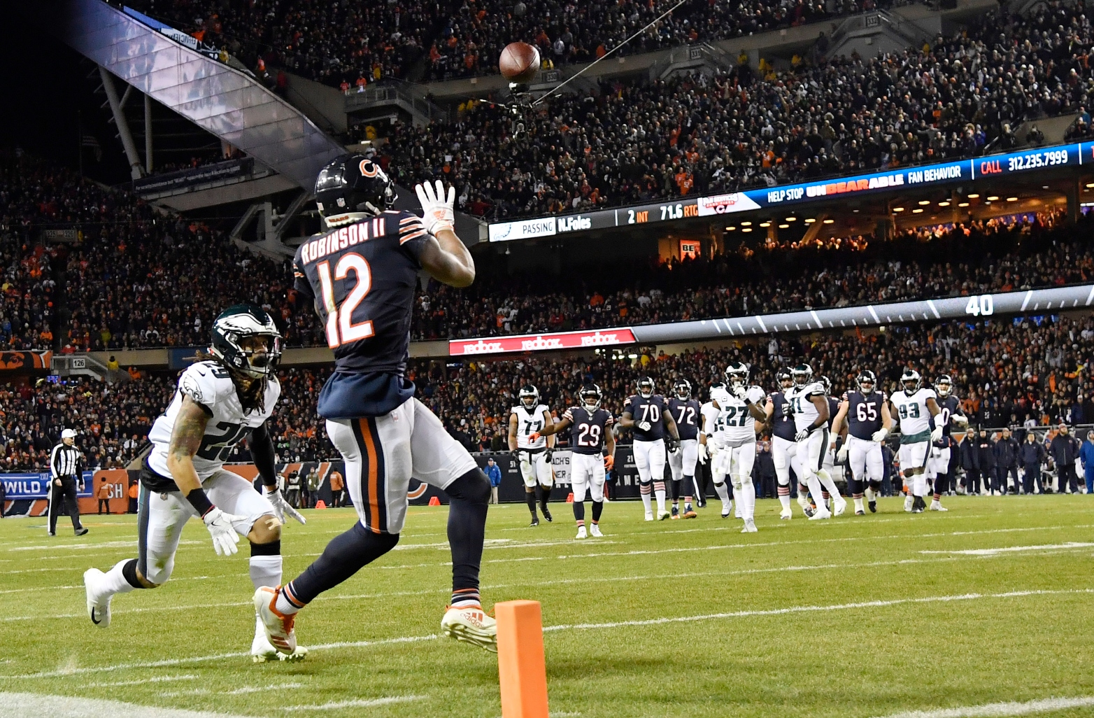 Bears Position Preview: Receiver