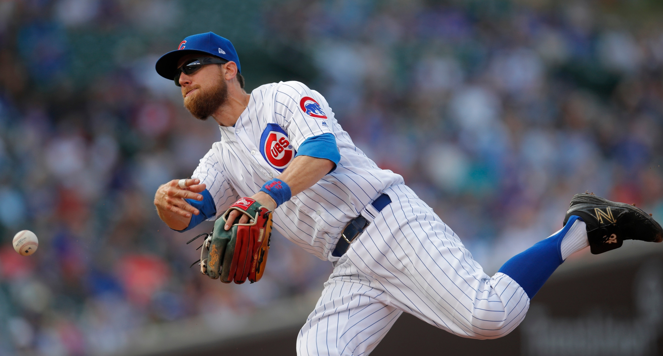 Cubs About 1 Week From Knowing Ben Zobrist's Status
