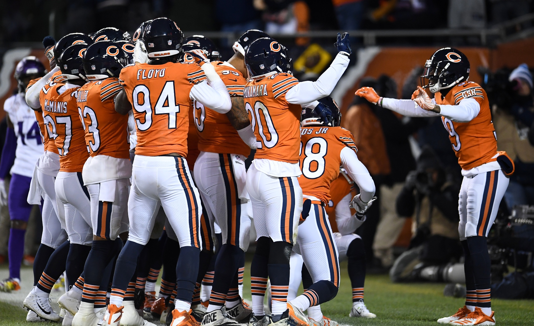 6156f08dc Bears Safety Eddie Jackson Not Surprised By His Success