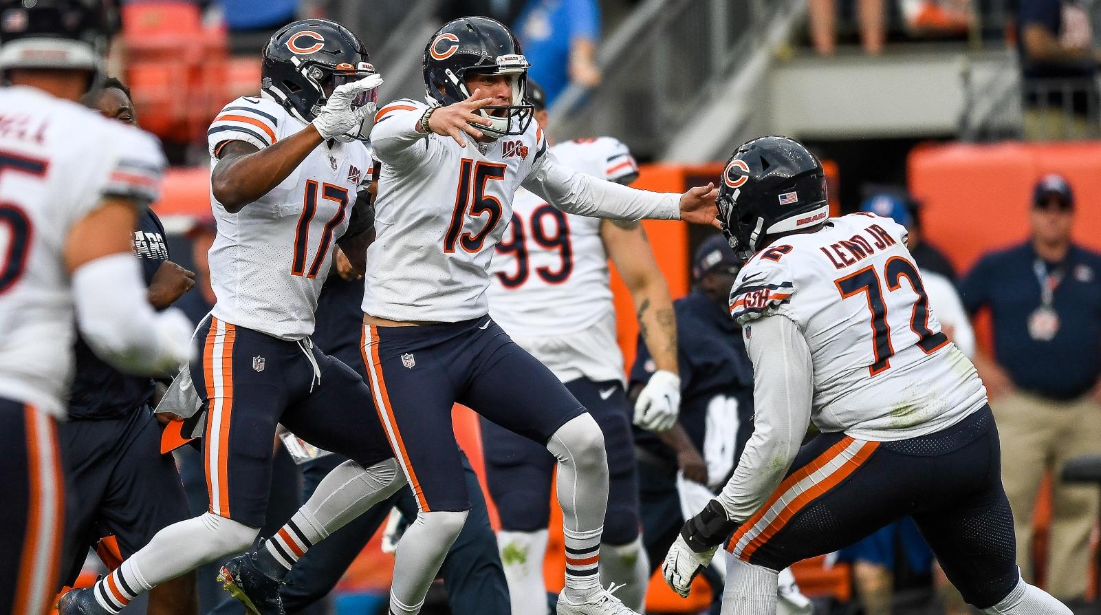 5@5: Was Bears' Win Lucky?