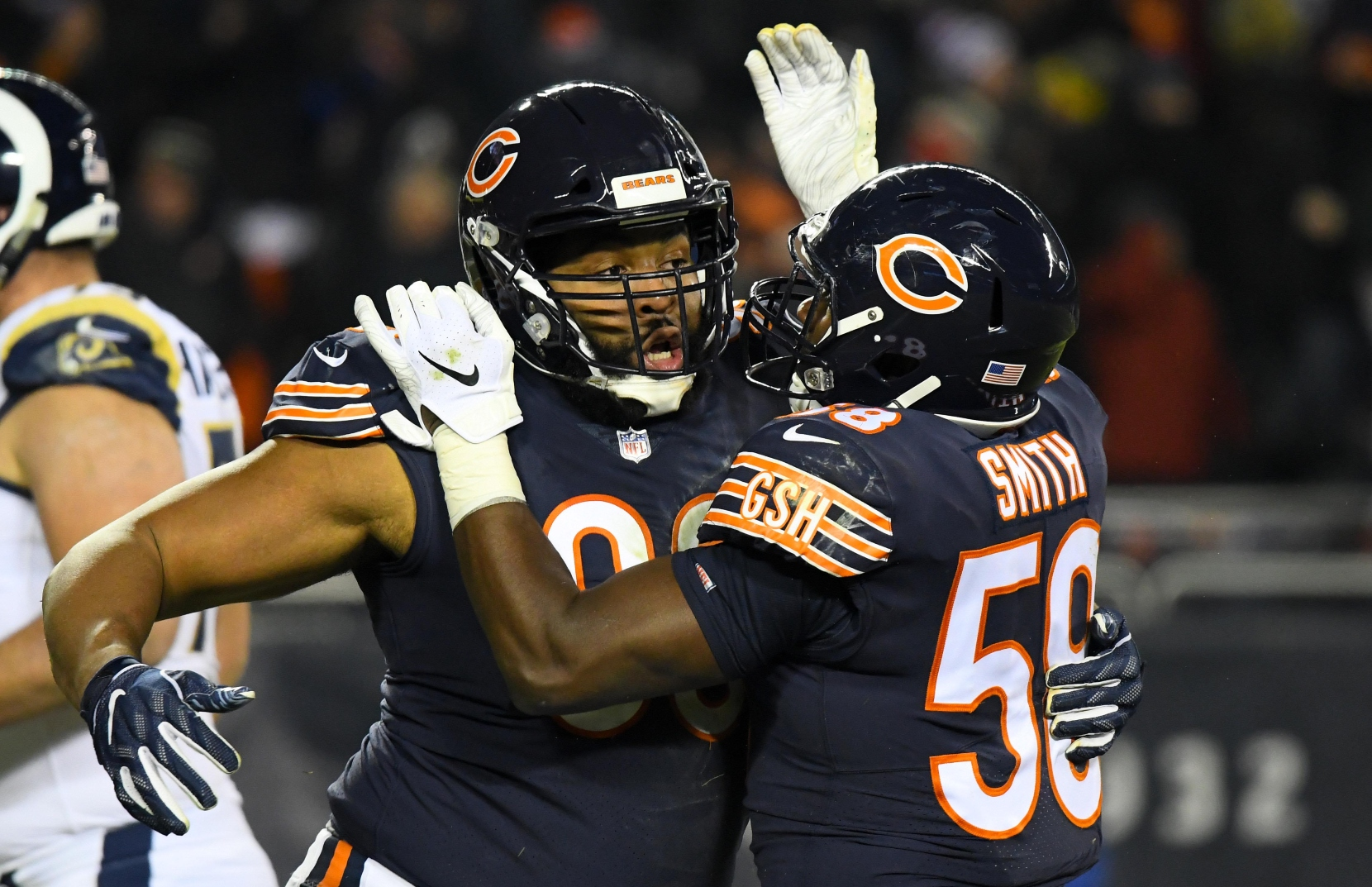 Leaning On Culture, Bears Believing In Bounce Back
