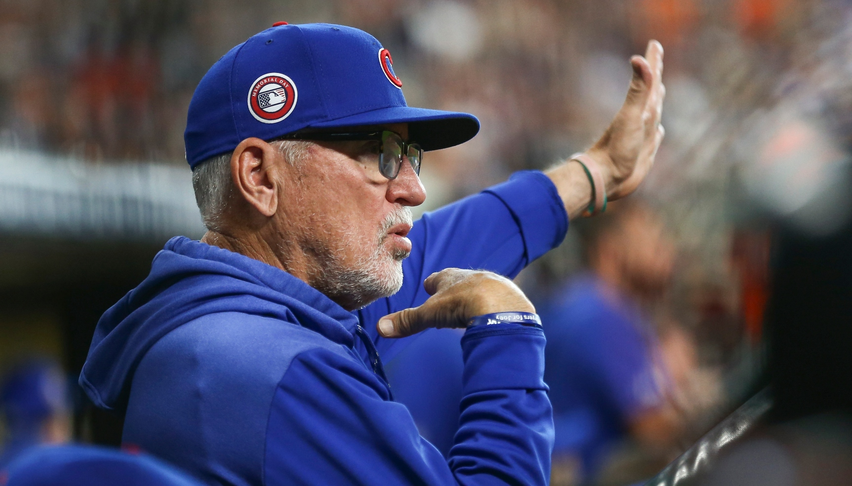 Levine: Where Will Joe Maddon Land?