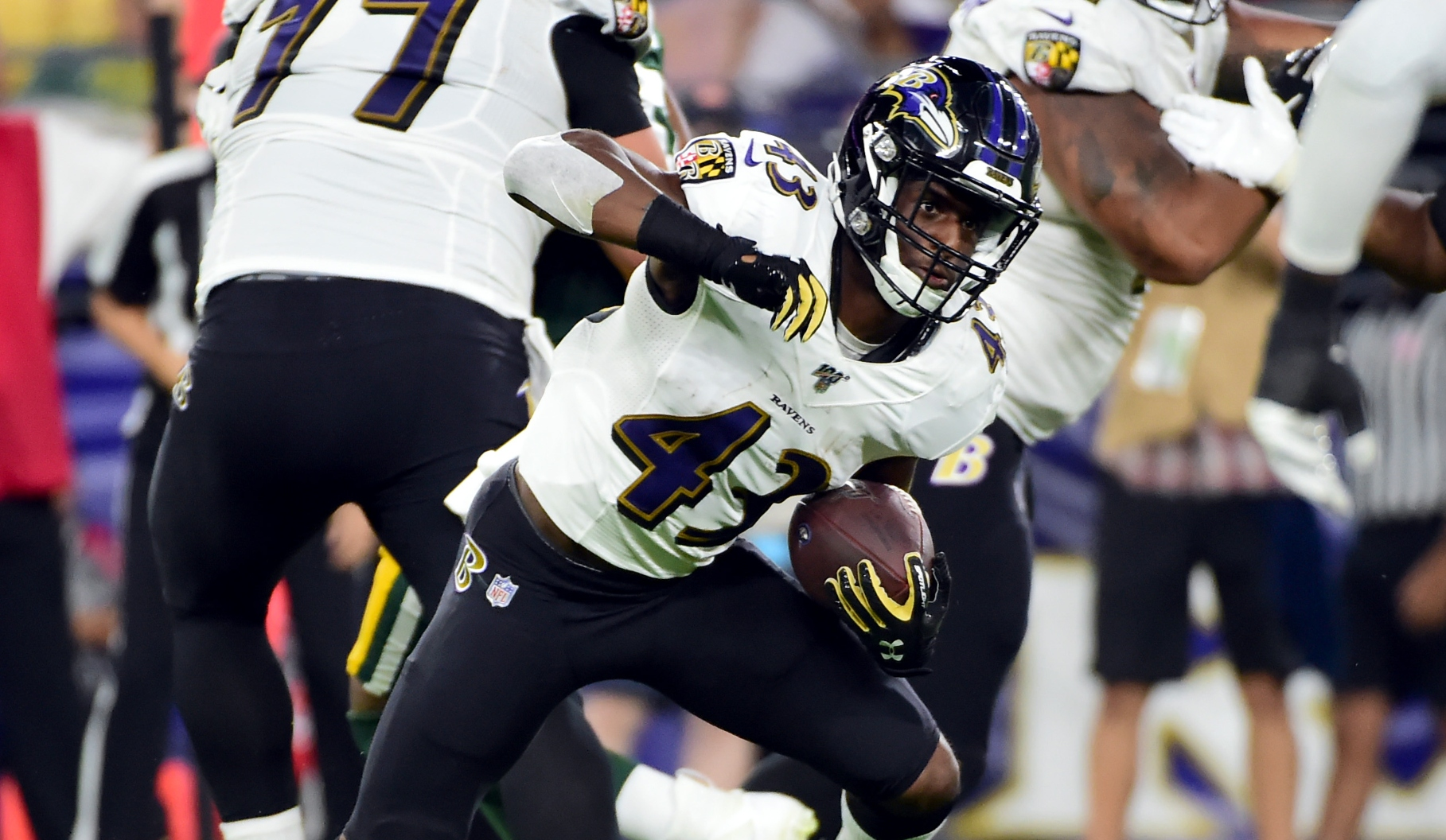Thomason: Top Waiver Wire Pickups For Week 1 | 670 The Score