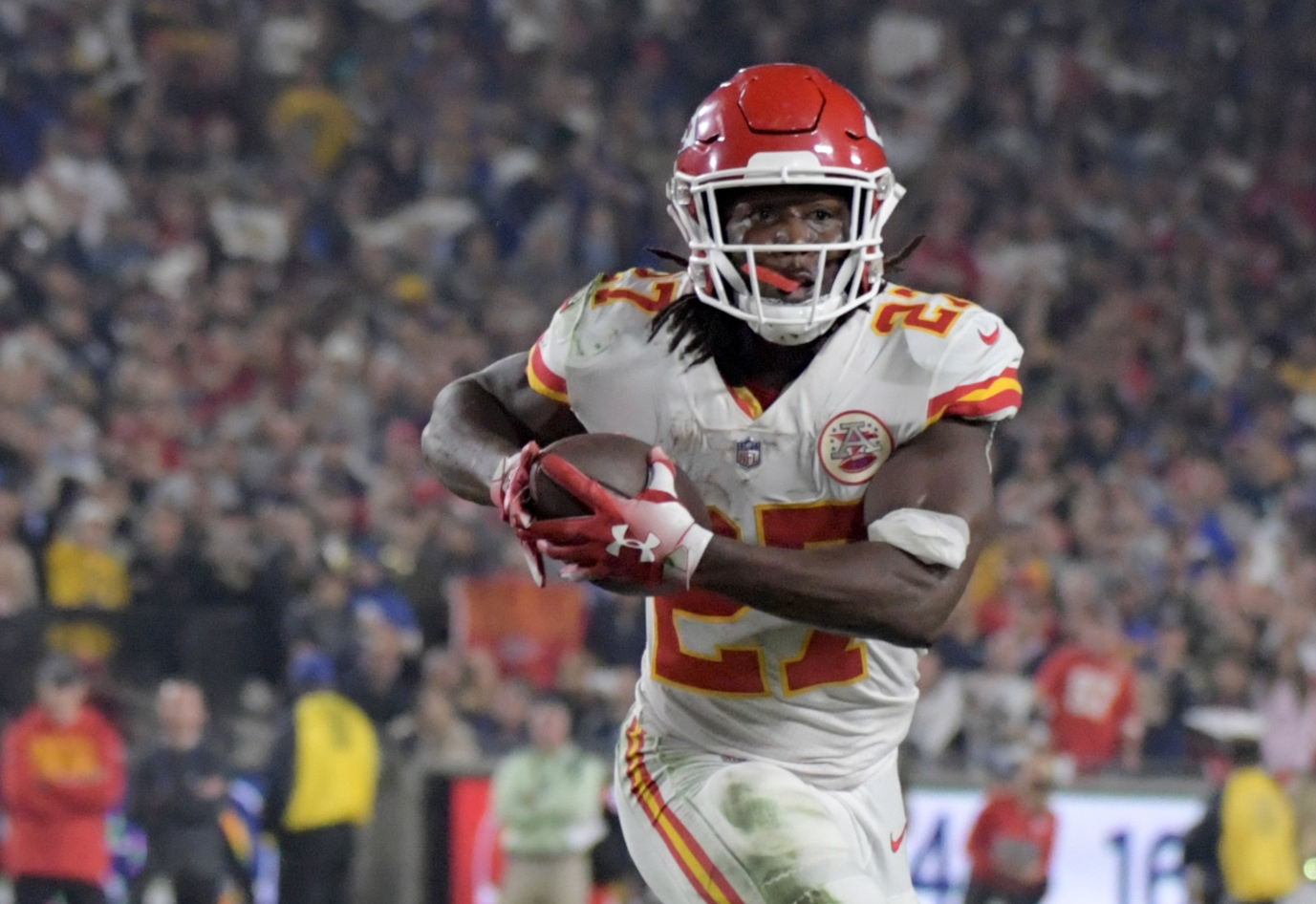 uk availability 10d2a 352ca George McCaskey On If Bears Are Open To Signing Kareem Hunt ...