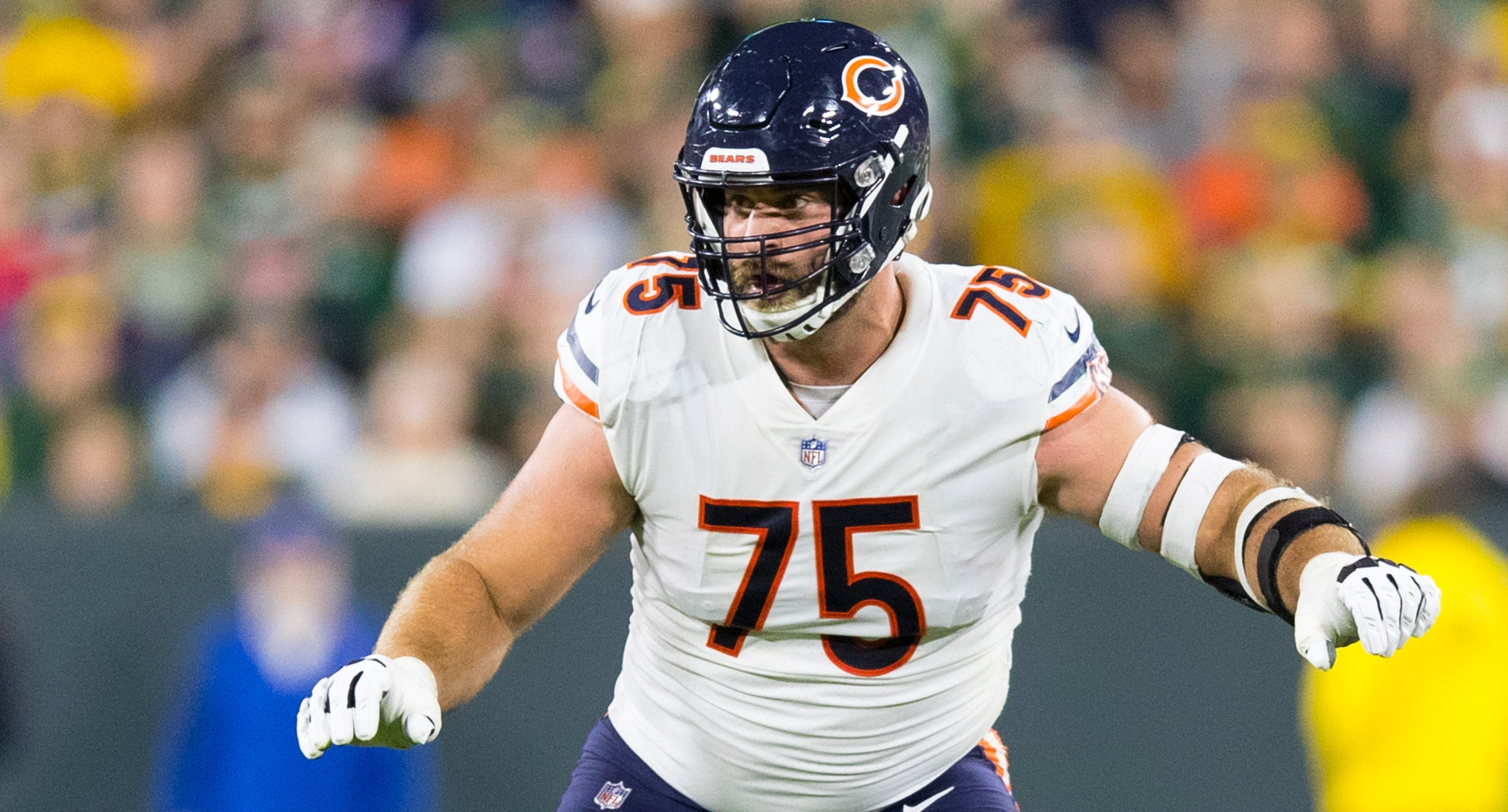 online store 2fe55 6719d Bears' Kyle Long Apologizes For Practice Blowup | 670 The Score