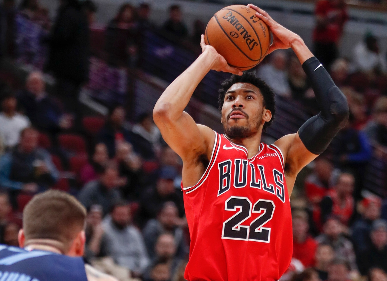 Bulls Will Be Mindful Of Otto Porter Jr.'s Workload
