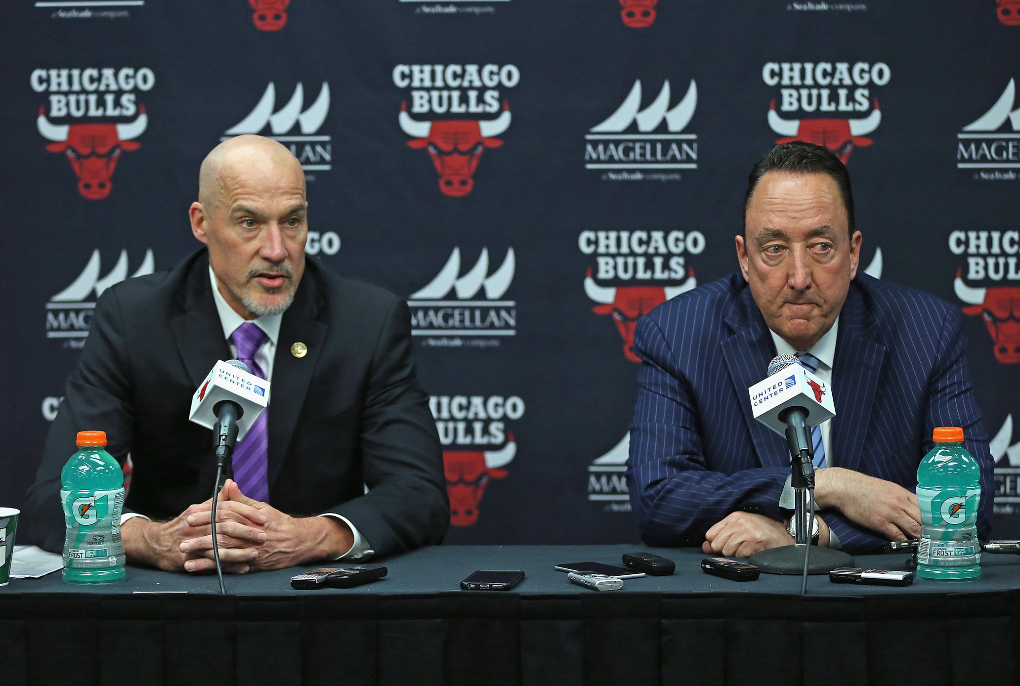 Bulls Notes: Time To Shop For Veteran Help