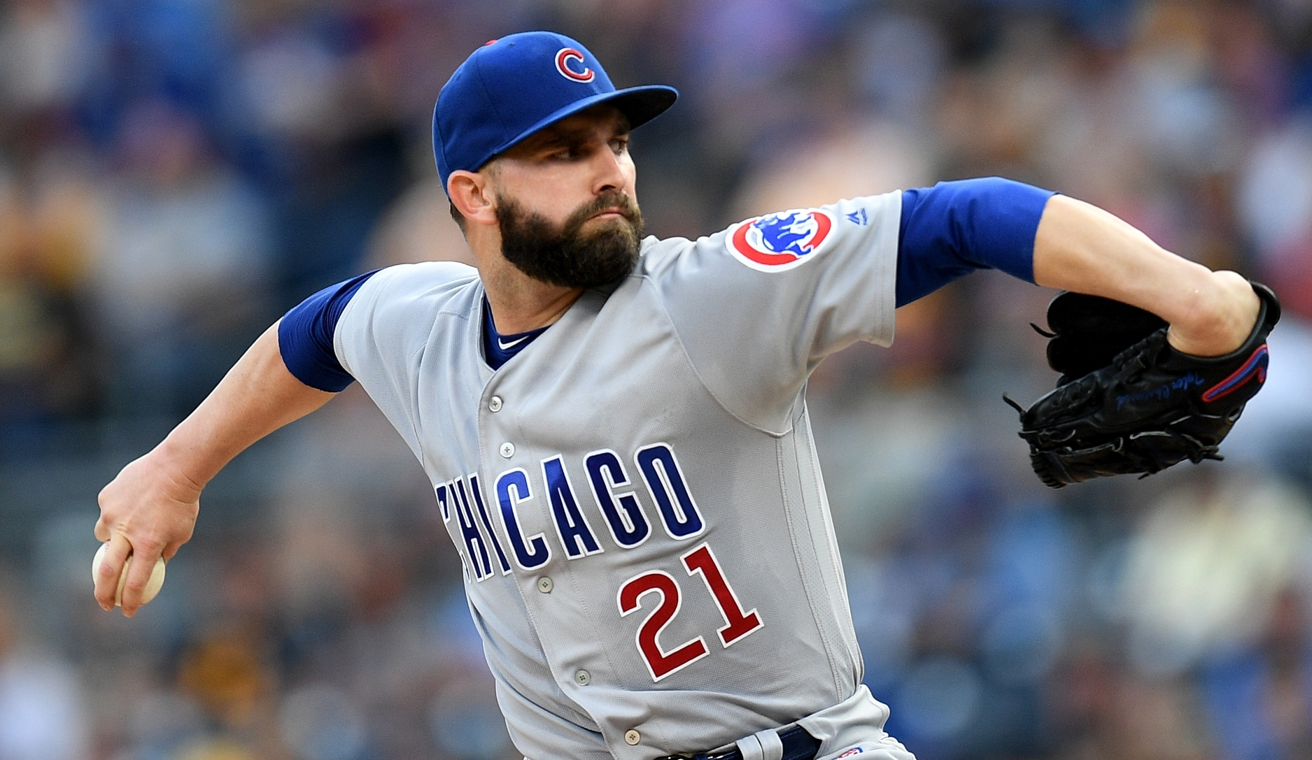 Tyler Chatwood To Start For Cubs On Thursday
