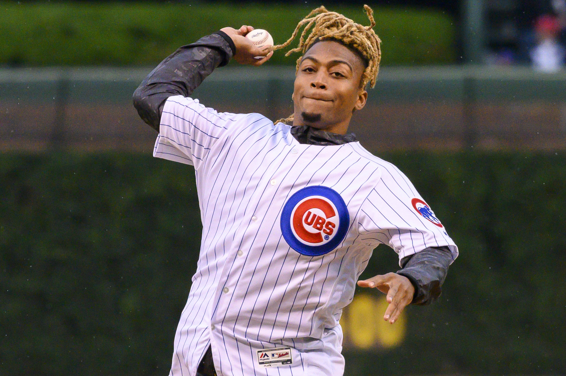 new style d4f06 3c6ae Bears Newcomer Buster Skrine Fitting Right In | 670 The Score