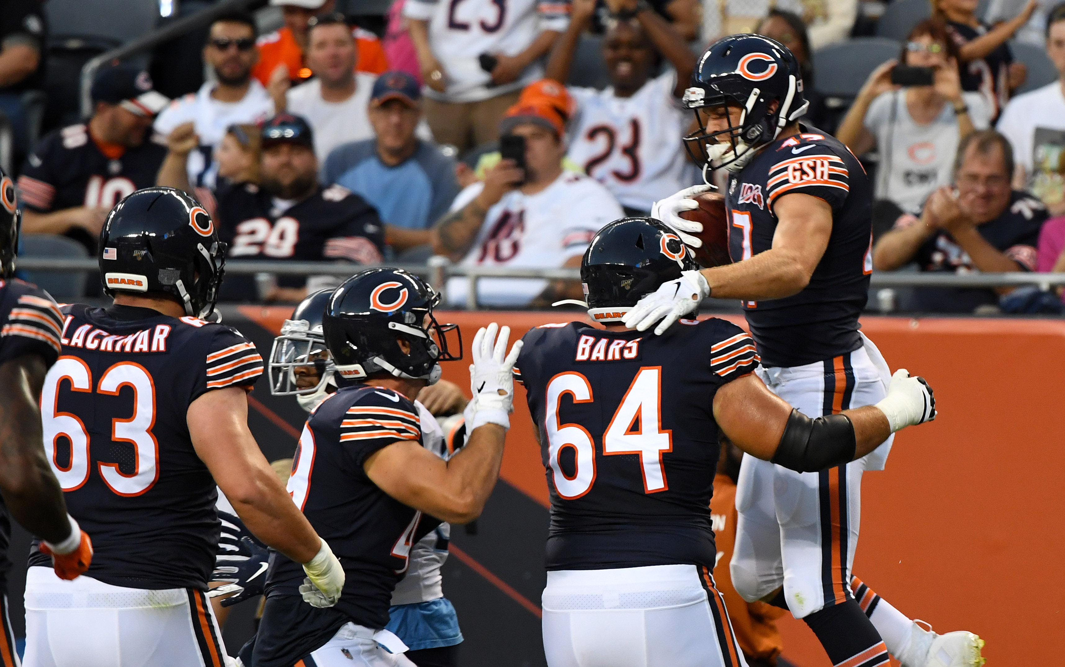 cheap for discount 2cc1b 56848 Emma: Observations From Bears-Titans | 670 The Score