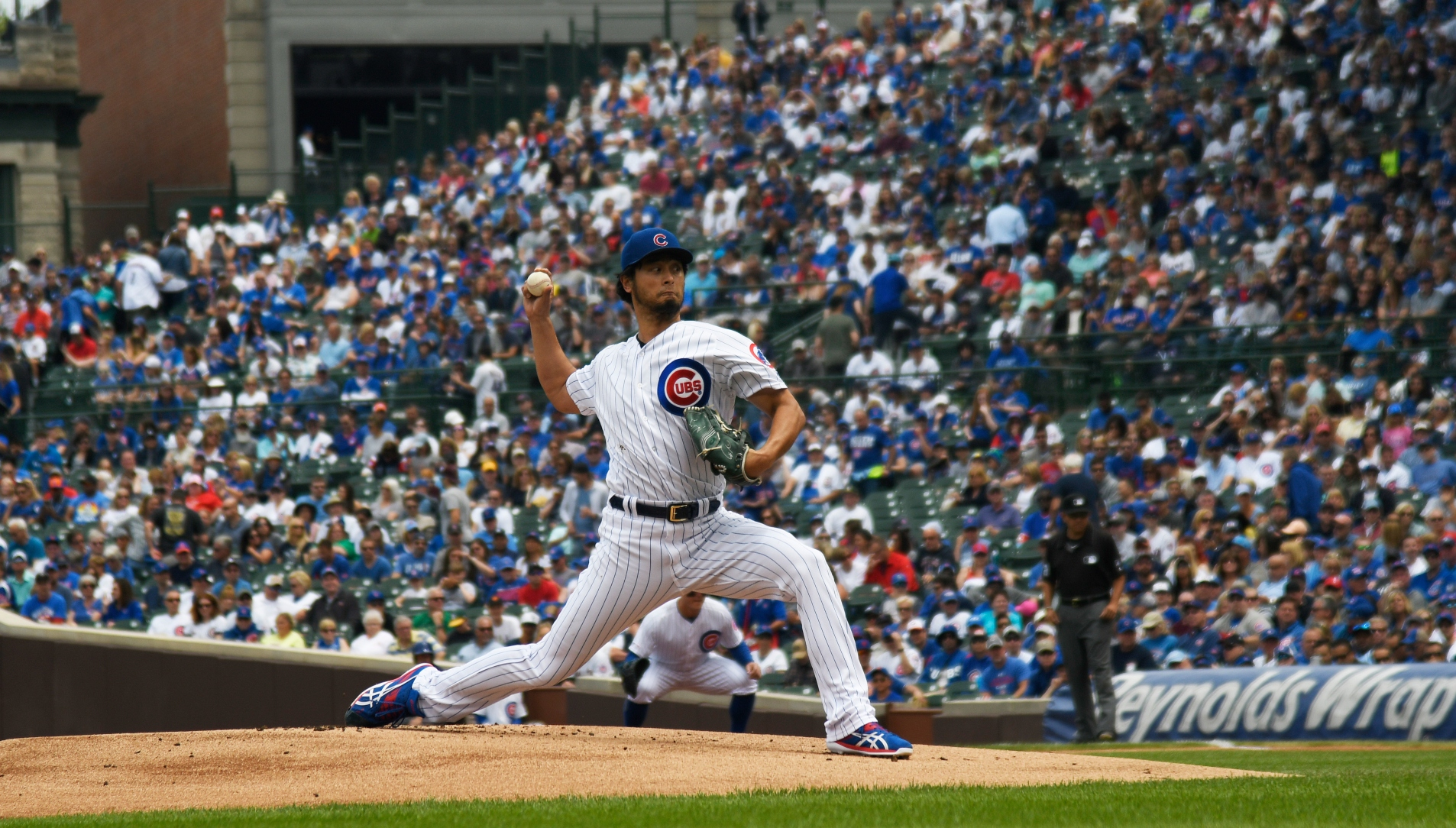 Darvish Takes Another No-Decision In Cubs' Loss