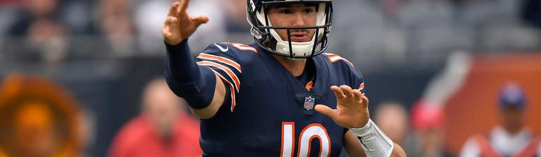Ragone, Bears Reminding Trubisky Of Right Standards