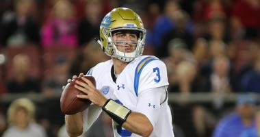 UCLA quarterback Josh Rosen