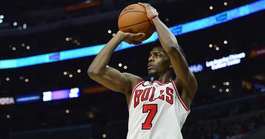 Bulls wing Justin Holiday