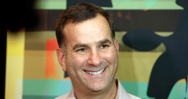 White Sox general manager Rick Hahn