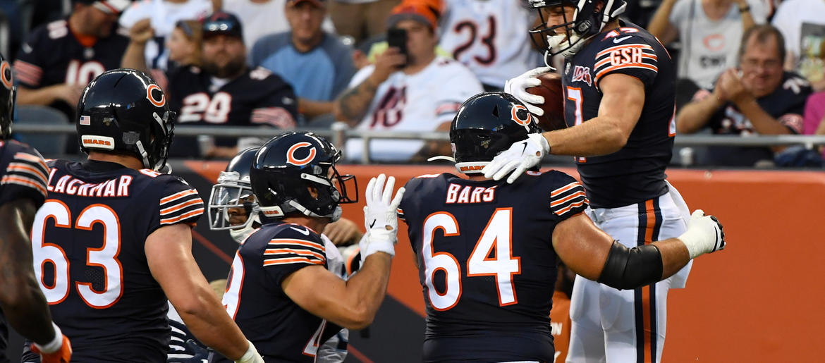cheap for discount 6c492 def8b Emma: Observations From Bears-Titans | 670 The Score