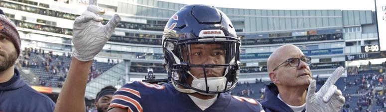Bears cornerback Kyle Fuller
