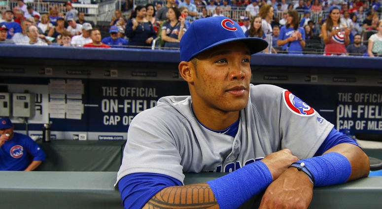 5c1ef080 Cubs' Kyle Hendricks: Teammates Support Addison Russell | 670 The Score