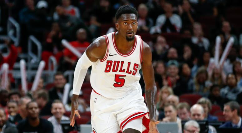 Bulls forward Bobby Portis