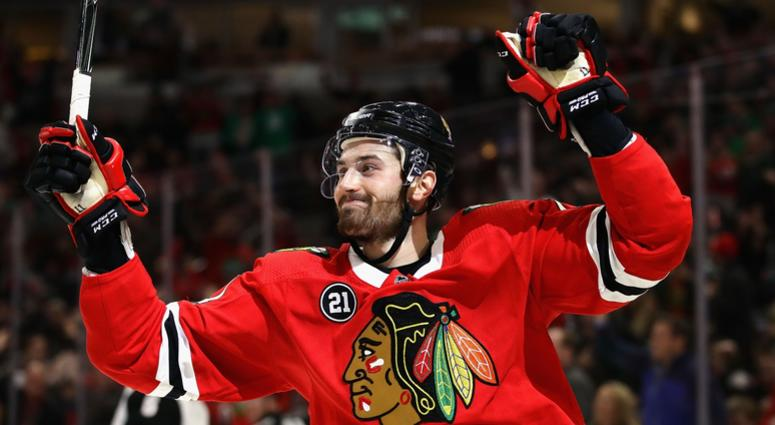 Zawaski's Hawks Notes: What Does Future Hold For Perlini?