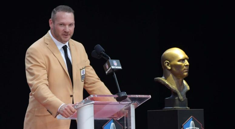b3bccd43684 Brian Urlacher Inducted Into Hall Of Fame | 670 The Score