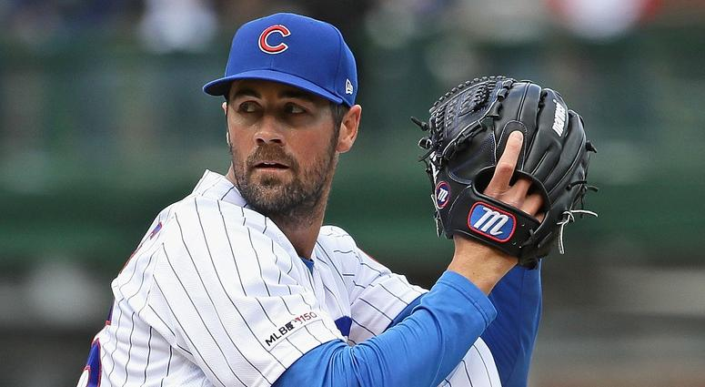 Theo Epstein Optimistic About Cole Hamels' Progress