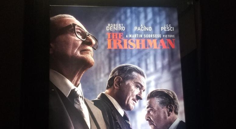 Tannehill's Movie Review: The Irishman