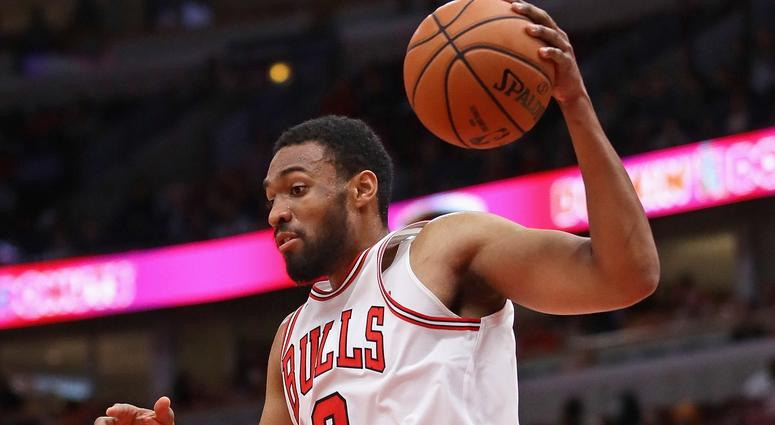 on sale a36c0 4a16f Bulls Move Jabari Parker To Bench, Find Spark With Starters ...